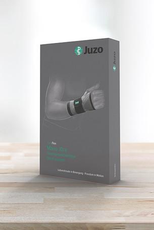 JuzoFlex Manu Xtra Produktverpackung