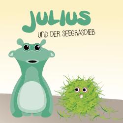 Julius und der Seegrassdieb Titelbild