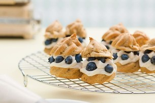 Juzo Wholemeal Duo with Blueberries