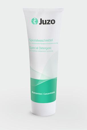 Specialtvättmedel på tub