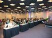 Aufnahme des Präsentationssaales mit den Teilnehmern des 2. Schweizer Lymphsymposiums
