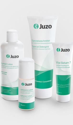 Produits d'entretien Juzo