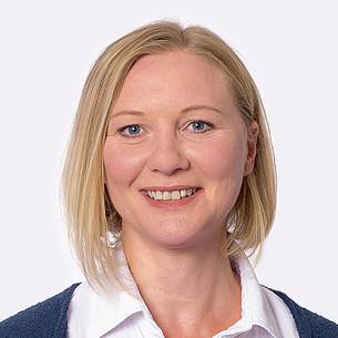 Referentin Nadine Prokein