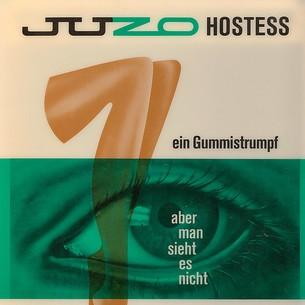 Poster Juzo Hostess