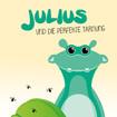 Titelbild des Kinderbuchs Julius und die perfekte Tarnung