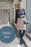 Fashion Colours Brilliant Blue