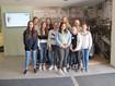 Mädchen beim Girls' Day bei Juzo 2