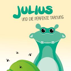 Julius und die perfekte Tarnung Titelbild