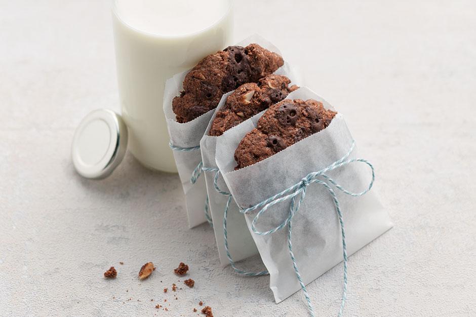 Juzo Vegan Cacao Cookies