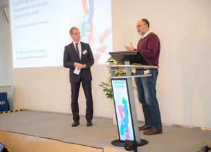 Vortrag auf dem 9. Bochumer Lymphtag