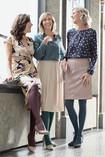 Fashion Colours - bas de contention colorés