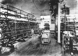Fábrica textil Juzo 1919