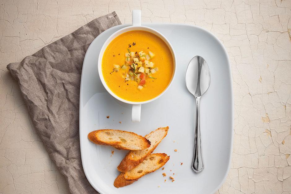 Juzo Fruity Pumpkin & Chestnut Soup