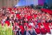 Publikum des Symposiums