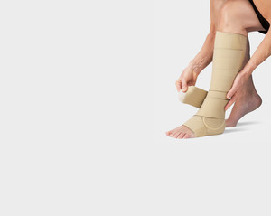 Varodem VaroCare pour pied et jambe
