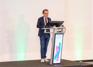 Vortrag auf dem 9. lymphologischen Symposium in Berlin