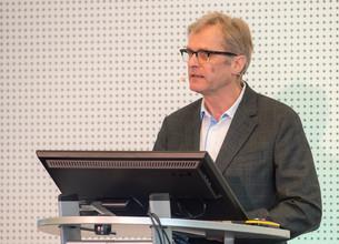 Vortrag auf dem 9. Berliner lymphologischen Symposium