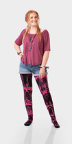 Sort-Batik Trend Colour Pink Soul