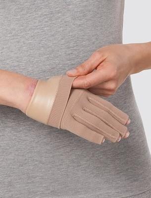 Juzo Silon®-TEX i handsken