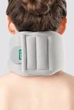 JuzoPro Cervicalstütze, Rückseite