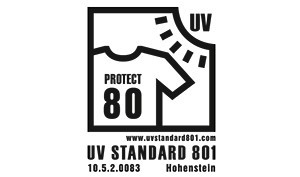 Logo Standard UV 801
