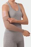 Juzo ScarPad, kombination med kompression på armen