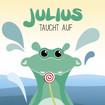 Titelbild des Kinderbuchs Julius taucht auf