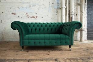 Grünes Sofa - Wissensvermittlung