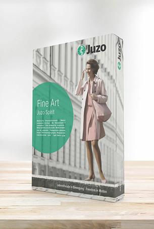 Juzo Spirit emballage du produit