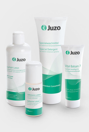 Juzo care products