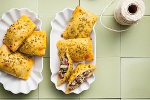 Juzo Empanadas med skinkefyld