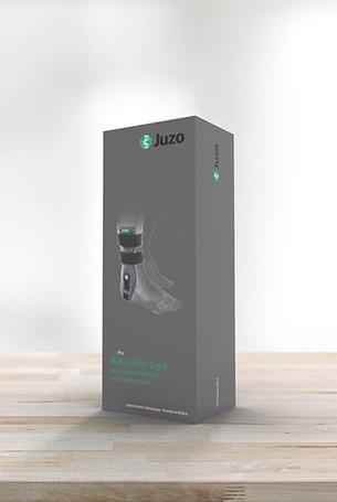 JuzoPro Malleo Xtec Light product packaging