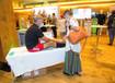 Ausstellung auf dem 2. Schweizer Lymphsymposium