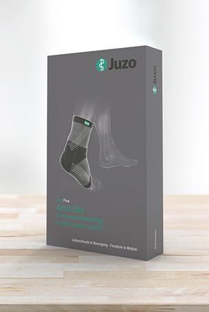 JuzoFlex Achill Xtra imballaggio del prodotto