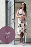 Fashion Colour Royal Red