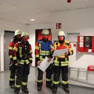 Feuerwehr Aichach Brandmeldeanlage