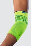 Ellenbogen mit der Epi Xtra Style in der Farbe Glowing Green