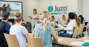 Seminar at the Juzo Academy