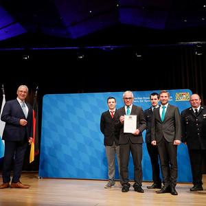Auszeichnung ehrenamtsfreundlicher Betrieb