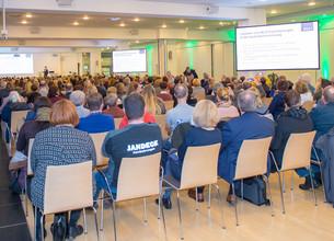 Das Publikum des 9. Bochumer Lymphtag