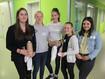 Mädchen beim Girls' Day bei Juzo 4