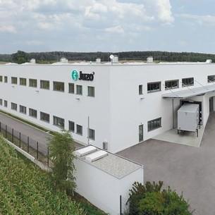 Edificio corporativo de Juzo en Industriestraße