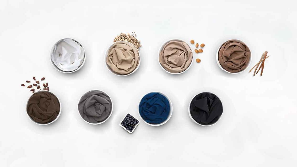 Juzo Standardfarben für die Venen-und Ödemtherapie
