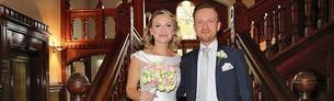 Frauensache Botschafterin Marlene und ihr Ehemann