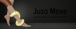 Juzo Move – GLIJDT AAN ALS EEN TWEEDE HUID