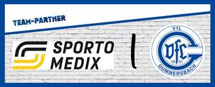 sportomedix ist Team-Partner vom VfL Gummersbach