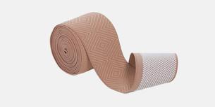 Balance siliconenband motief