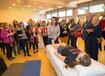 Vorführung auf dem 9. Bochumer Lymphtag