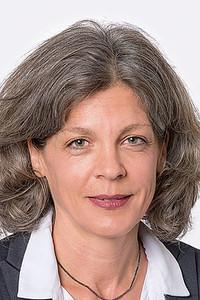 Referentin Ute Gerlach
