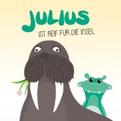 Julius ist reift für die Insel Titelbild